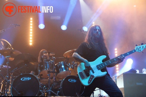 Foto Opeth op Graspop Metal Meeting 2011