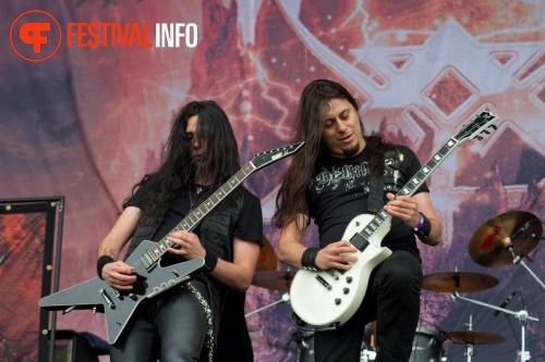 Firewind op Graspop Metal Meeting 2011 foto