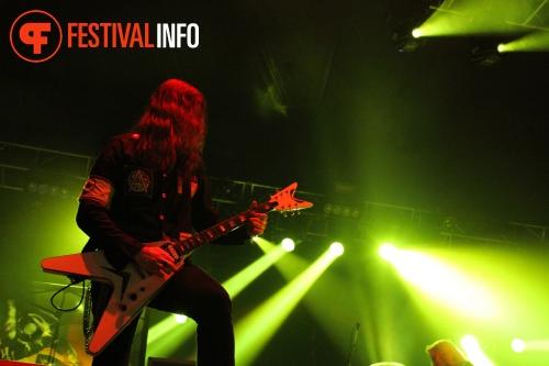 Arch Enemy op Graspop Metal Meeting 2011 foto