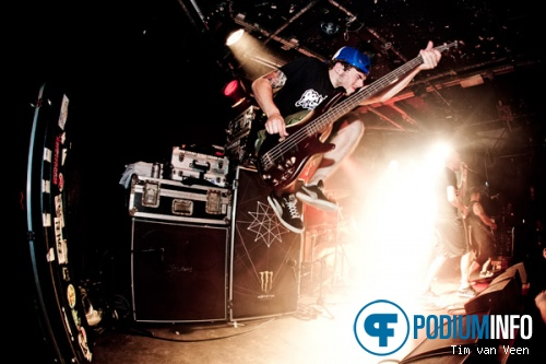 My City Burning op Cancer Bats - 30/6 - Ekko foto