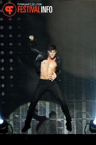 Ricky Martin op Ricky Martin - 10/7 - HMH foto