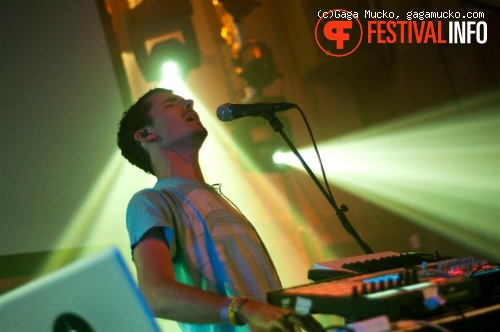 Foto Eskmo op PITCH Festival