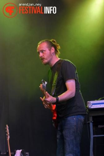 Baskerville op Werfpop 2011 foto