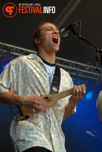 Fat Angel op Werfpop 2011 foto
