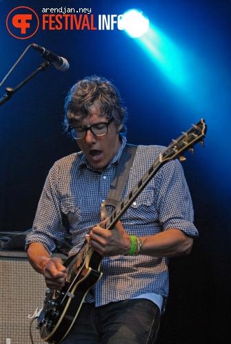 Tim Knol op Werfpop 2011 foto