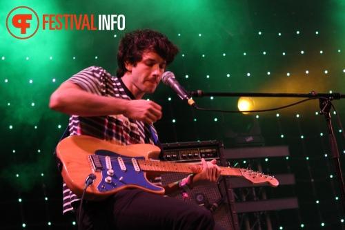 Foto Beach House op Positivus Festival 2011