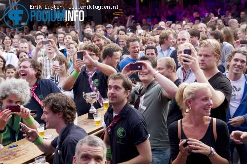 Zanger Rinus - 27/7 - Kermis FM Podium foto