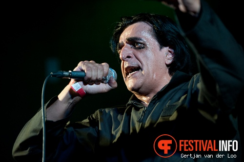 Foto Killing Joke op Summer Darkness 2011