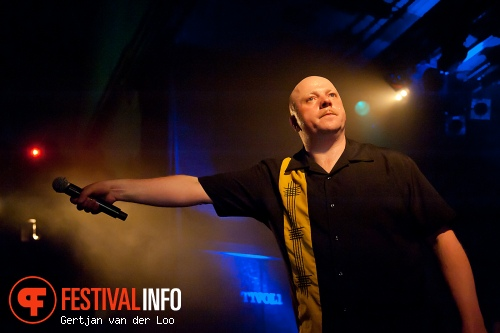 Foto VNV Nation op Summer Darkness 2011