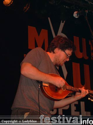 The Gourds op Moulin Blues 2006 foto