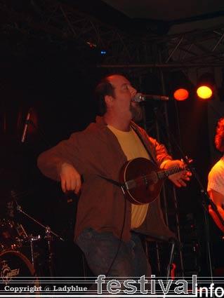 Foto The Gourds op Moulin Blues 2006