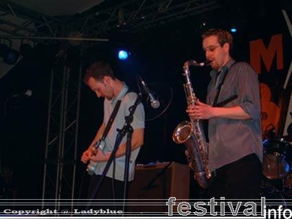 Foto JW Jones op Moulin Blues 2006