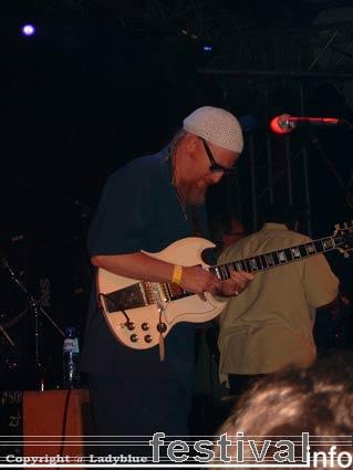 The Mannish Boys op Moulin Blues 2006 foto