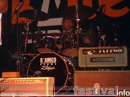 Foto Robert Cray op Moulin Blues 2006