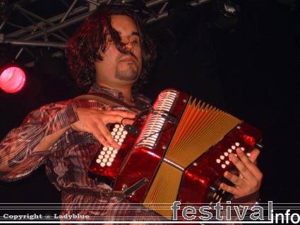 Foto Shawn Sahm & The Tex op Moulin Blues 2006