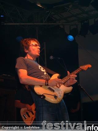 Foto Ian Parker op Moulin Blues 2006