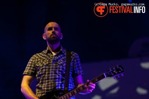Foto Mogwai op Off Festival 2011