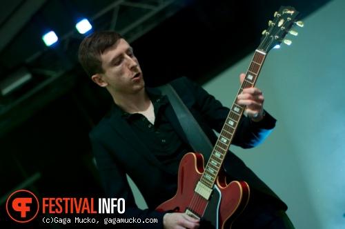 Frankie & The Heartstrings op Off Festival 2011 foto