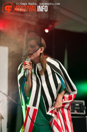Glasser op Off Festival 2011 foto