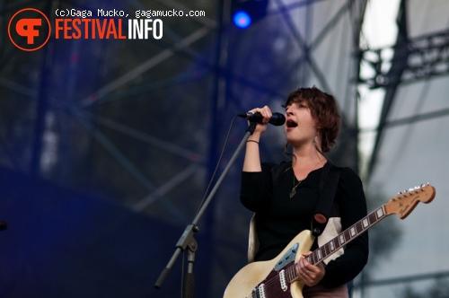 Mogwai op Off Festival 2011 foto