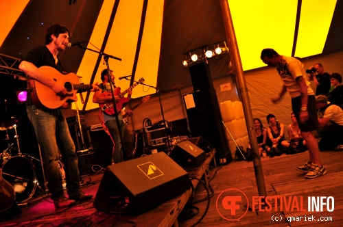 Foto The Epstein op Geuzenpop 2011