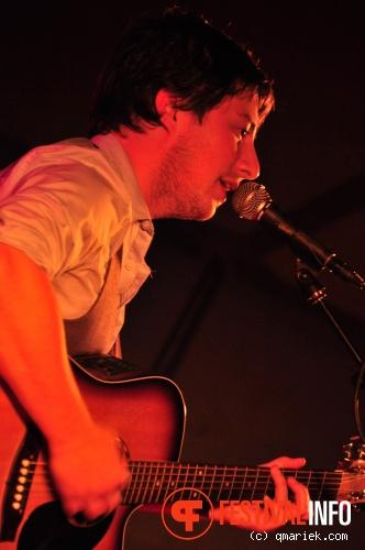 Foto Jaimi Faulkner op Geuzenpop 2011