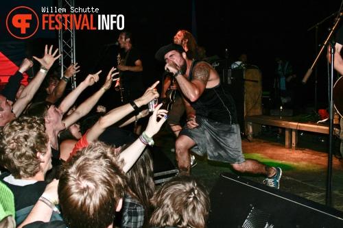 A Wilhelm Scream op Ieperfest 2011 foto