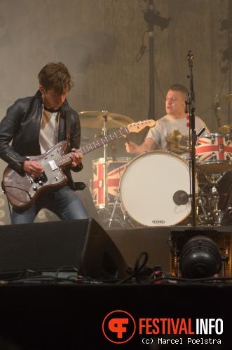 Arctic Monkeys op Lowlands 2011 - dag 1 foto