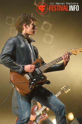 Foto Arctic Monkeys op Lowlands 2011 - dag 1