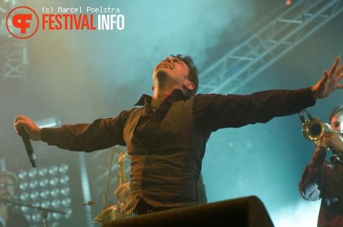Babylon Circus op Lowlands 2011 - dag 2 foto