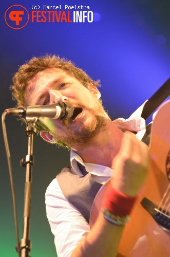 Frank Turner op Lowlands 2011 - dag 3 foto
