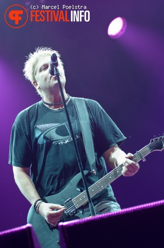 Foto The Offspring op Lowlands 2011 - dag 3