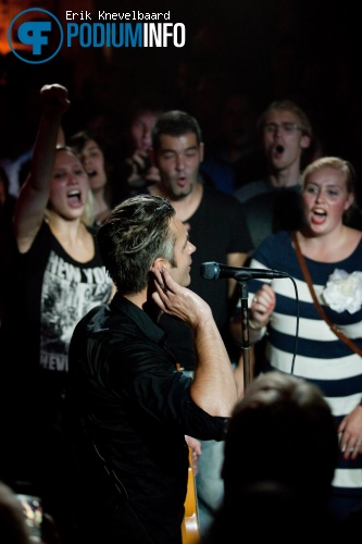 Kaizers Orchestra op Kaizers Orchestra - 26/08 - Hedon foto