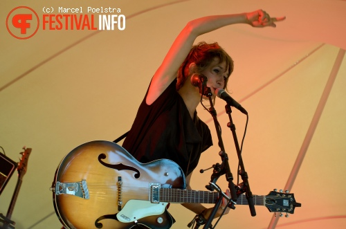 Foto Marike Jager op Into The Great Wide Open 2011