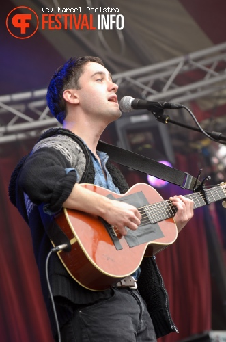 Foto Villagers op Into The Great Wide Open 2011