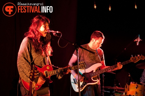 Foto Intergalactic Lovers op Deep In The Woods 2011