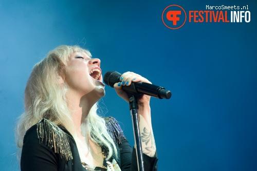 Foto Jacqueline Govaert op Appelpop 2011 - dag 2 zaterdag