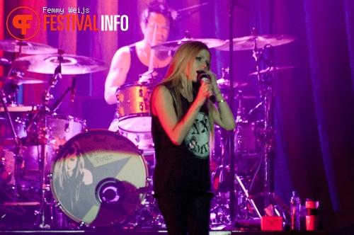 Foto Avril Lavigne op Avril Lavigne - 13/9 - HMH