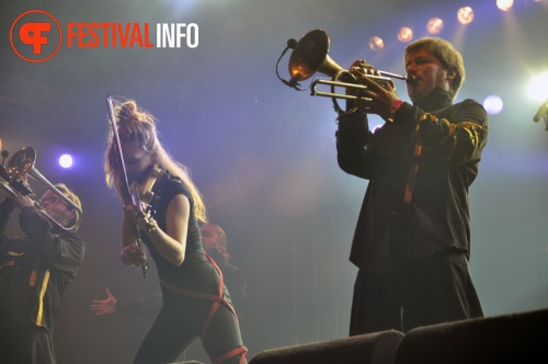 Foto Russkaja op Festyland 2011