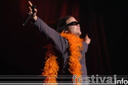 Foto The Rasmus op Dauwpop 2006
