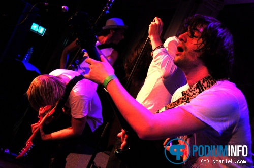 The Crowns op Rigby - 13/10 - Luxor Live foto