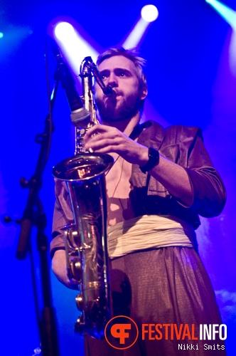 Berndsen op Iceland Airwaves 2011 foto