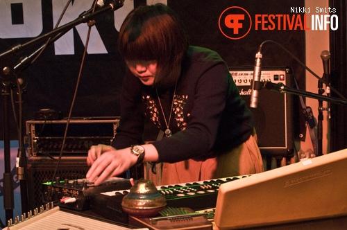 Rainbow Chan op Iceland Airwaves 2011 foto