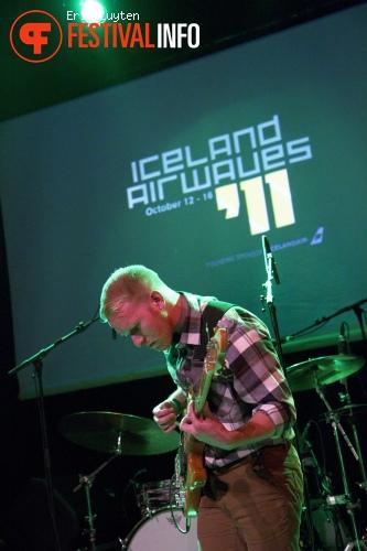 Foto Miri op Iceland Airwaves 2011