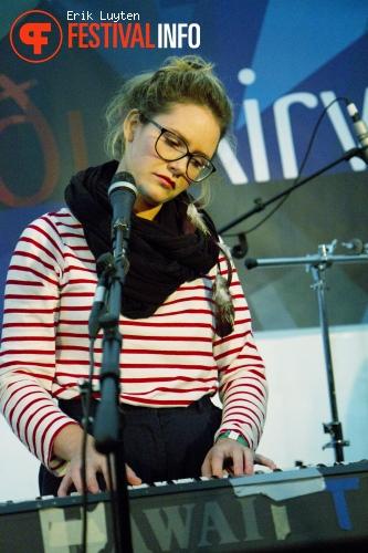 Sóley op Iceland Airwaves 2011 foto