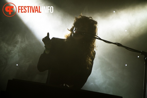 Foto Beach House op Iceland Airwaves 2011