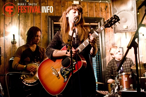 Guðrið Hansdóttir op Iceland Airwaves 2011 foto