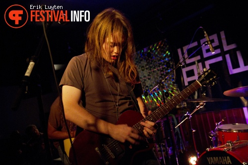 Foto Liturgy op Iceland Airwaves 2011