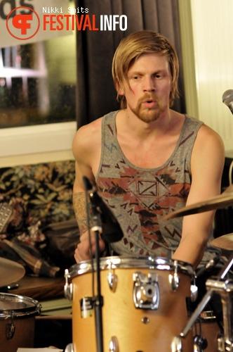 Of Monsters and Men op Iceland Airwaves 2011 foto