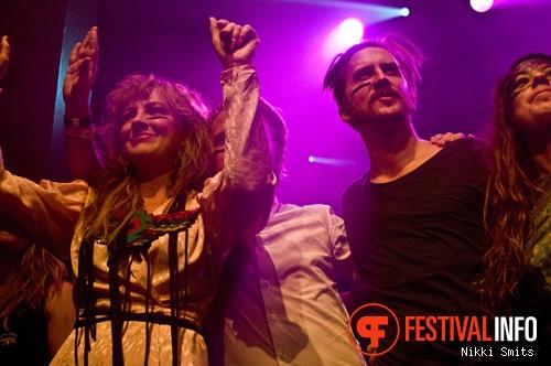 Niki & the Dove op Iceland Airwaves 2011 foto